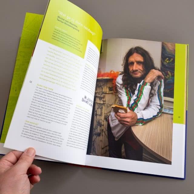 Pagina boek Gemeente Enschede