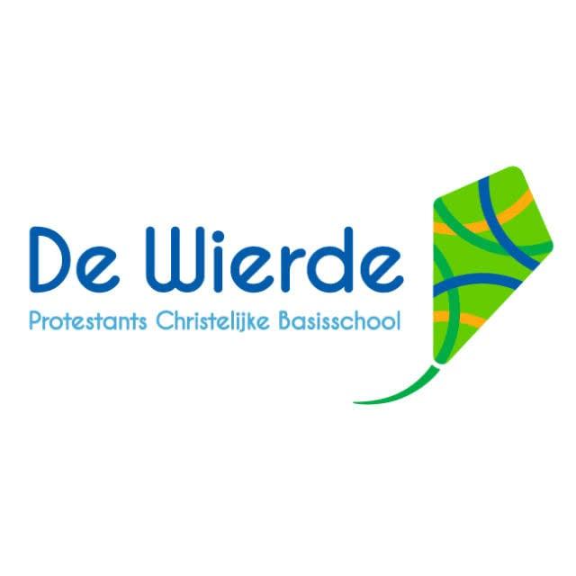 De Wierde logo ontwerp